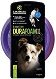 Starmark Easy Glide DuraFoam Flying Disc Dog Toy, Color Varies 11'