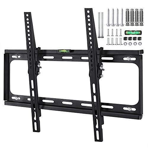 TV Wandhalterung Monzana Neigbar Flach 26-65 Zoll VESA max. 400 x 400 Fernseher Wandhalter Wand Halterung bis zu 105kg