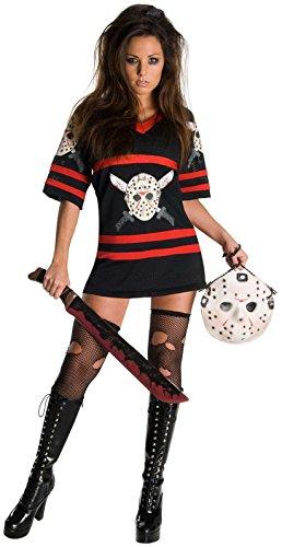 Miss Voorhees Scary Halloween Costume