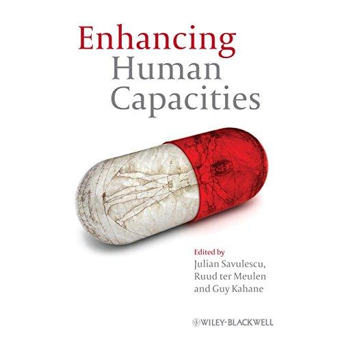 Enhancing Human Capacities cover art