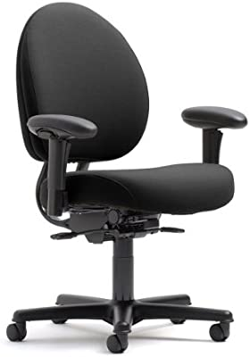Steelcase Criterion Plus Chair, Black Fabric