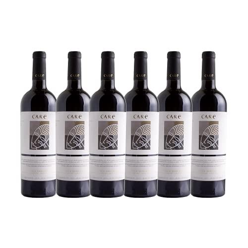 Care Finca Bancales - 100% Garnacha de viñas viejas - Vino tinto - Caja de 6 botellas de 75 cl