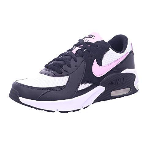 Nike Air Max Excee Walking-Schuh, Black/LT Arctic PINK-White-BLA, 38.5 EU