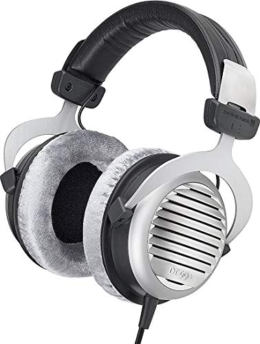beyerdynamic DT 990 Premium Edition 250 Ohm Over-Ear-Stereo Headphones. Open design, wired, high-end, for the stereo system (Renewed)