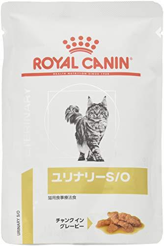 ロイヤルカナン キャットフード ユリナリーS/Oパウチ 85グラム (x 24) (まとめ買い)