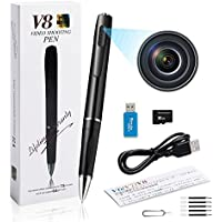 1080P Video Recorder HD Spy Camera with USB Cable