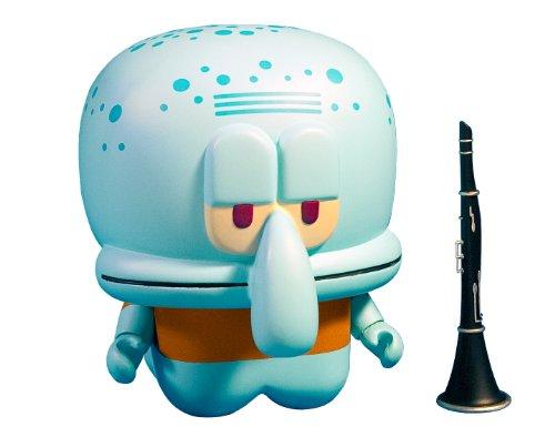 UNKL Presenta Spongebob Squarepants y Amigos Calamardo Figura
