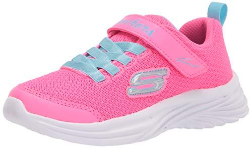 Skechers Mädchen Dreamy Dancer Miss Minimalistic Sneaker, Pink, 30 EU