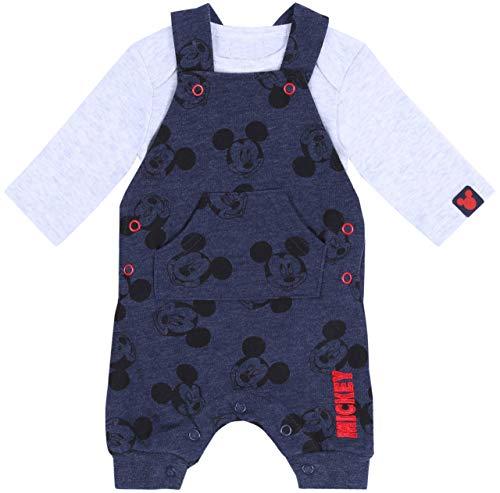 Set bébé Bleu Marine Mickey Mouse Disney 9-12 m 80 cm