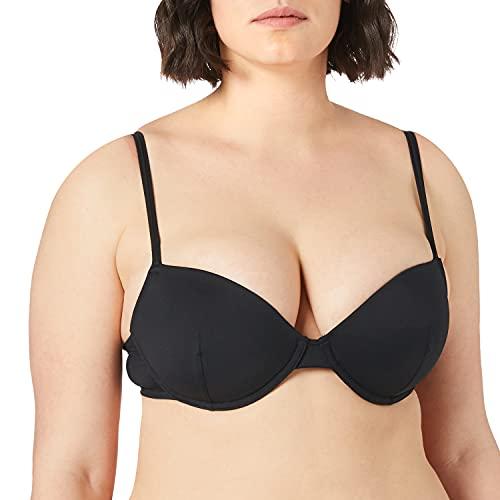 Skiny Damen Schalen BH Sea Lovers Bikini, Black, 80A
