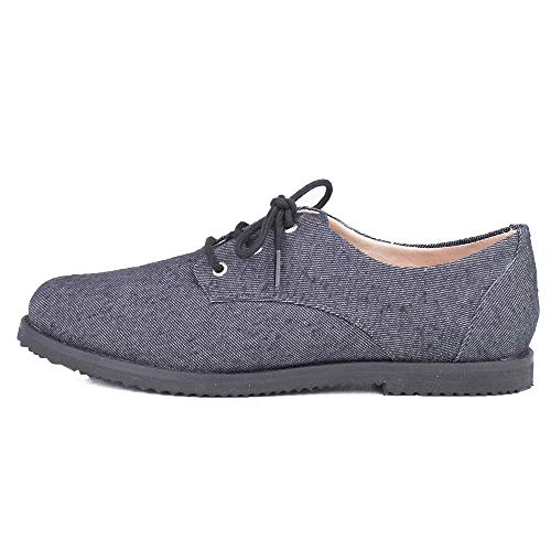 Sapato Oxford Cosmo, Urban Flowers, , Chumbo, 34