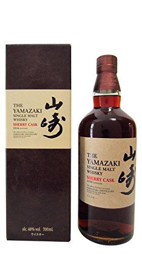 Yamazaki - Sherry Cask 2016 - Whisky