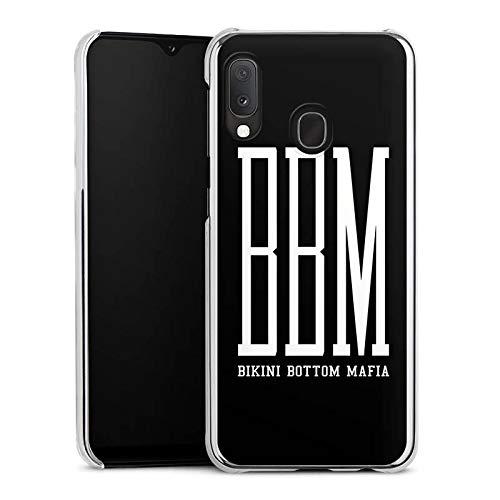 DeinDesign Hülle kompatibel mit Samsung Galaxy A20e Handyhülle Case Bbm Bikini Bottom Mafia Spongebozz