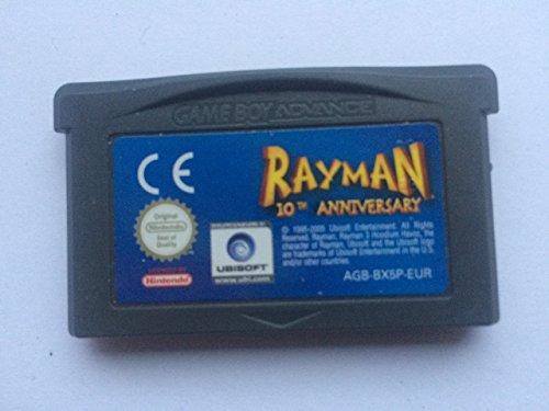 Rayman 10th Anniversary(Box)