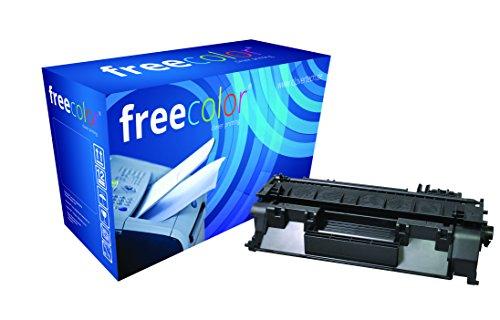 freecolor CE505A voor HP LaserJet P2035, Premium tonercartridge, gerepareerd, 2.300 pagina's, 5% dekking, zwart