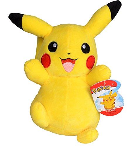 POKÉMON 8 Zoll Plush Pokémon - Pikachu - Werde zum Pokémon-trainer!