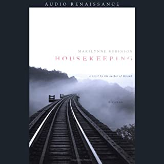 Housekeeping                   By:                                                                                                                                 Marilynne Robinson                               Narrated by:                                                                                                                                 Becket Royce                      Length: 5 hrs and 32 mins     663 ratings     Overall 3.6