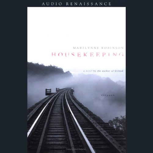 Housekeeping audiobook cover art