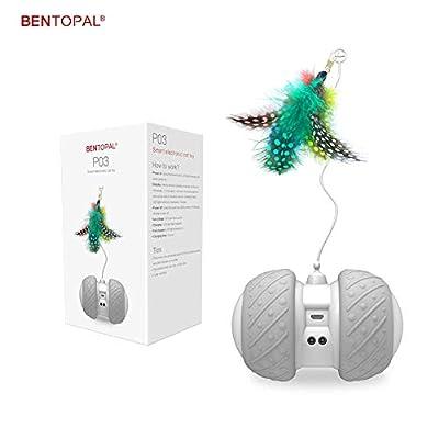 BENTOPAL Automatic Cat Toys