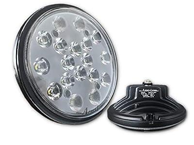 PAR46 LED Replacement Sealed Beam Spot/Landing Light | 5,200 Lumens | Fusion 46LR | 14/28VDC