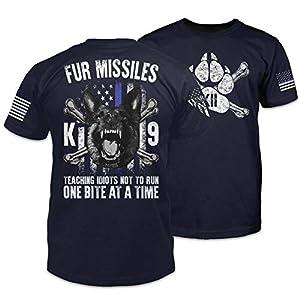 Warrior 12 Fur Missile