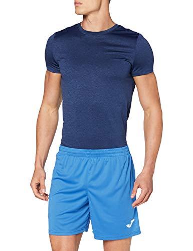 Joma Treviso Pantalones Cortos Equipamiento, Hombre, Royal, L