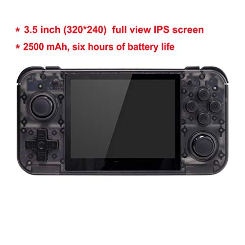Portable Retro Game Video Game Draagbare Spelcomputer MINI 64 Bit 3,5 Inch IPS Scherm 16G Game Player PS1,D