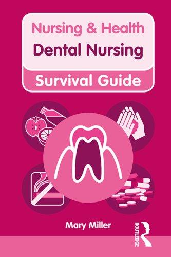 41qPr+52w0L - Nursing & Health Survival Guide: Dental Nursing (Nursing and Health Survival Guides)