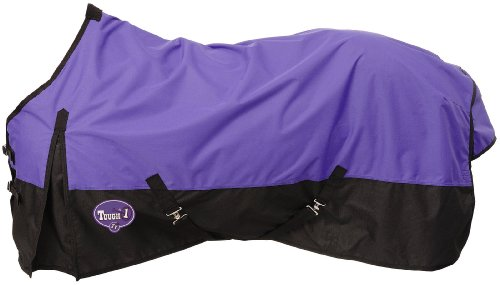 Tough 1 600 Denier Waterproof Horse Sheet, Purple, 69-Inch