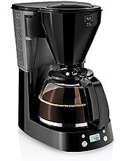 Melitta Easy Timer 1010-14, kaffebryggare med timerfunktion, svart