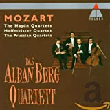 Mozart: The Late String Quartets Nos. 14-23 - Alban Berg Quartett