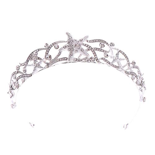 Haarkam Slides Haar Clip Kam Haar Clips bruids Tiara Bruiloft Bruidsjurk Accessoires Prinses Kroon Kroon Haaraccessoires