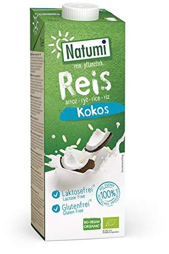 Natumi Bio Natumi Reis Kokos (6 x 1 l)