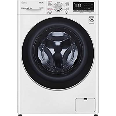 LG Steam™ with AI DD™ V5 FWV595WSE 9/5kg Washer Dryer