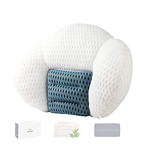 YYGG 2021 Masseur Cervical, Massage Cervical à Vitesse Réglable, Appareil de Massage Shiatsu Électrique, Massage Électrique avec 3 Réglages de Vitesse(Haute Qualité)