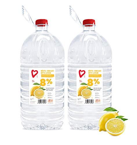 2 x 5 litres | LE VINAIGRE BLANC...