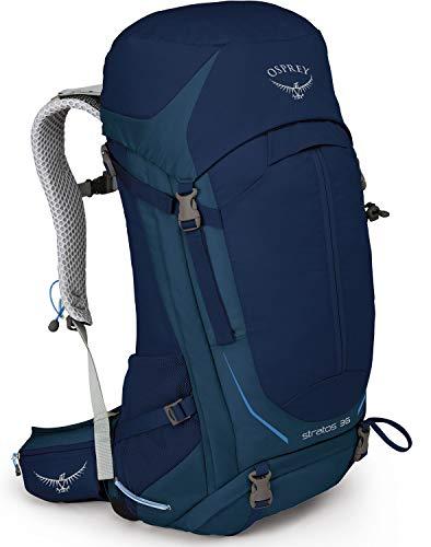Osprey Stratos 36 Rucksack Herren blau Größe M/L 2021 Outdoor-Rucksack