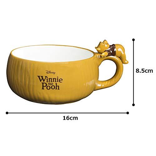 ザ・ウォルト・ディズニー・カンパニー『プーさんスープカップまったり(4942423241560)』