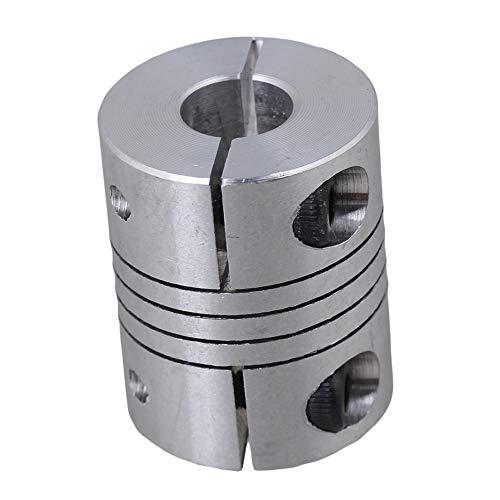 BQLZR 8mm x 8mm CNC Schritt Motor Wellen Kupplungen Flexible Kupplung Motorstecker