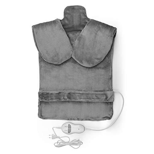 VITALmaxx Heizkissen mit Abschaltautomatik für Rücken Nacken Schulter
