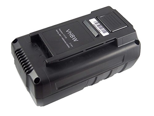 vhbw Batteria Compatibile con al-KO 38.4 Li, 38.4LI, Comfort 38.4 Li DC-3630LI, CS 4030 tagliaerba,...