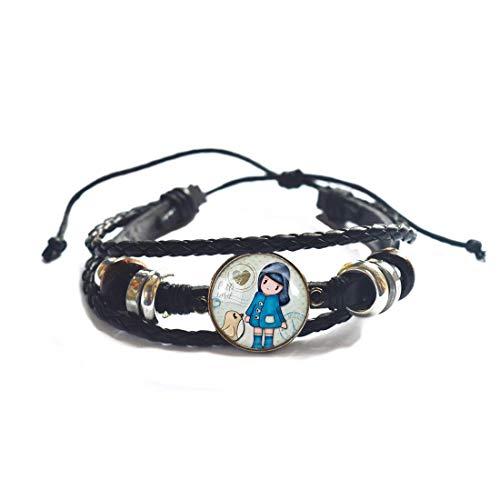 Pulsera de pájaro y joyería de regalo para un bonito brazalete, pequeño brazalete, joyería diaria # 127