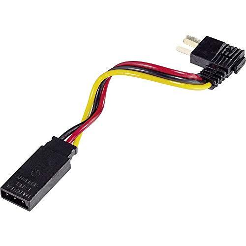 Servo Adapterkabel [1x Futaba-Stecker - 1x MPX-Stecker] 9.00 cm 0.14 mm² Modelcraft