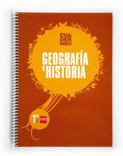 Geografía e historia. 1 ESO. Aprende y aprueba. Cuaderno - 9788467540048