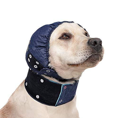 MPS Head Cover für Hund - Mittel, Mit Cover Pad