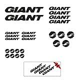 Sticker Mimo Adhesivos compatibles con Giant New, accesorios para bicicleta MTB Tuning, calcomanías bicicleta Passion Bike
