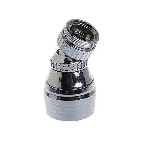 Atomizador grifo Ducha adaptador de cabeza giratoria de ahorro de agua del grifo de macho for grifo difusor de la boquilla cocina