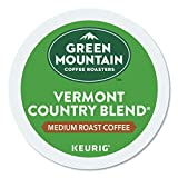 Green Mountain Coffee Roasters Vermont Country Blend, Single-Serve Keurig K-Cup Pods, Medium Roast Coffee, 96 Count