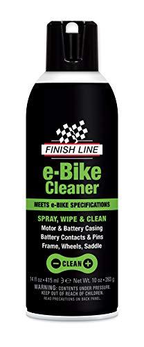 Finish Line E-Bike and Exercise Bike Cleaner Aerosol, 14 oz