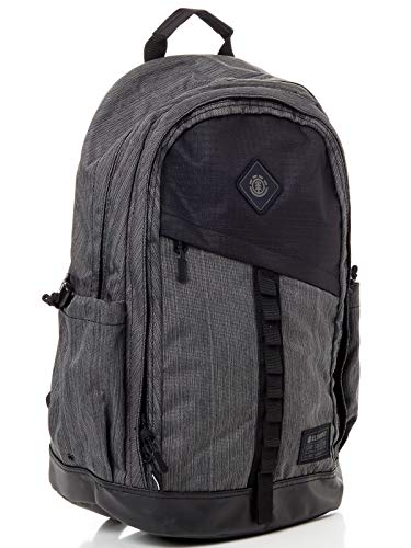 Element Cypress Rucksack - Black Melang - One Size